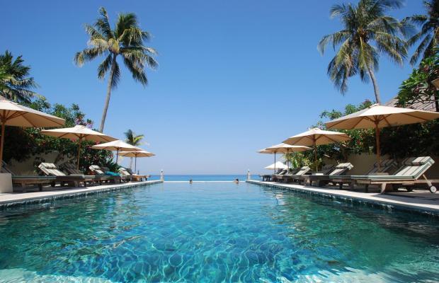 фотографии отеля Puri Mas Beach Resort изображение №19
