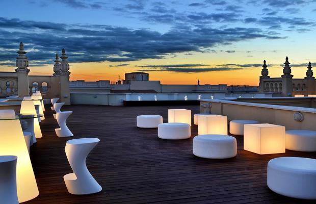 фото отеля Tryp Madrid Cibeles изображение №29