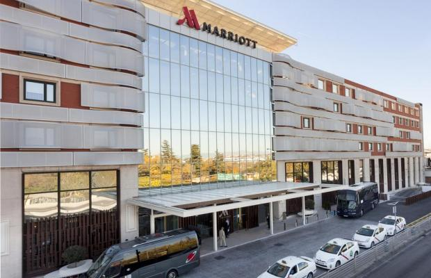 фото отеля Marriott Auditorium (ex. Sercotel Auditorium Madrid Hotel) изображение №13