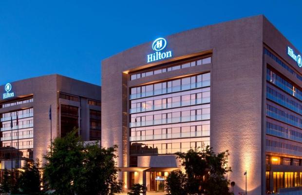 фото отеля Hilton Madrid Airport изображение №41