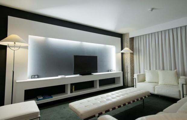 фотографии отеля Hilton Madrid Airport изображение №23