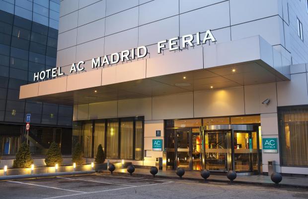 фотографии AC Hotel Madrid Feria изображение №16