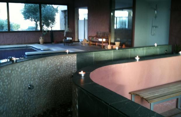 фотографии отеля Villa Nazules Hipica Spa изображение №7