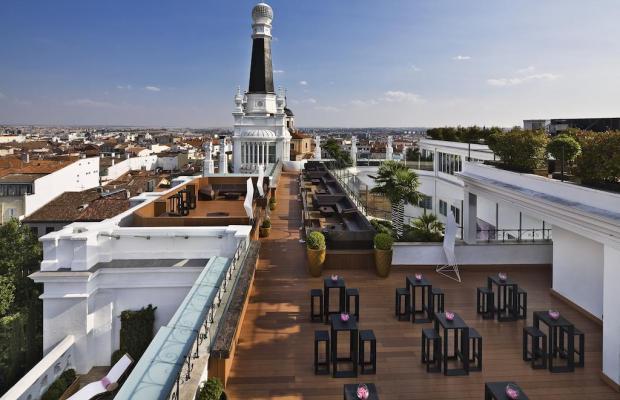 фото отеля ME Madrid Reina Victoria изображение №29