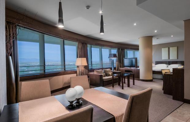 фото отеля Eurostars Suites Mirasierra (ex. Sheraton Madrid Mirasierra Hotel & Spa) изображение №45