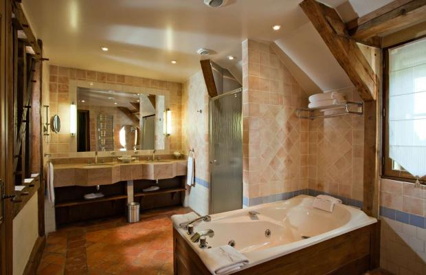 фото Relais Bernard Loiseau (ех. Hotel de la Cote d'Or Saulieu) изображение №26
