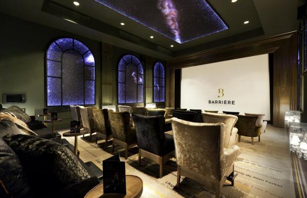 фото отеля Hôtel Barrière Le Majestic изображение №13