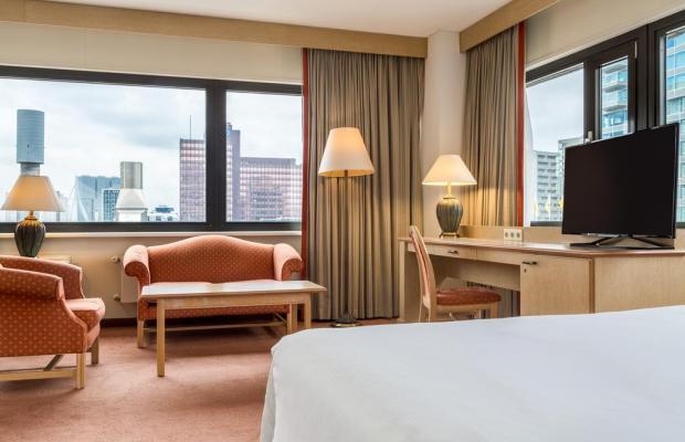 фотографии отеля NH Atlanta Rotterdam Hotel изображение №15