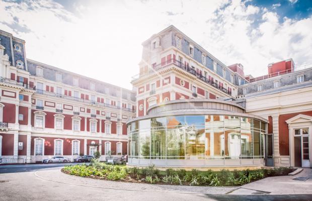 фото отеля Hotel du Palais изображение №9