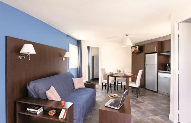фотографии отеля Appart'City La Rochelle изображение №7