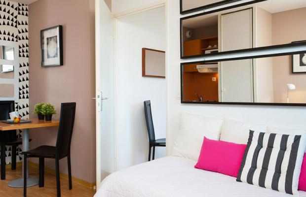 фотографии Teneo Apparthotel Bordeaux Saint-Jean (ex. Teneo Suites) изображение №8