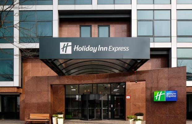 фото Holiday Inn Express Amsterdam Sloterdijk Station изображение №10