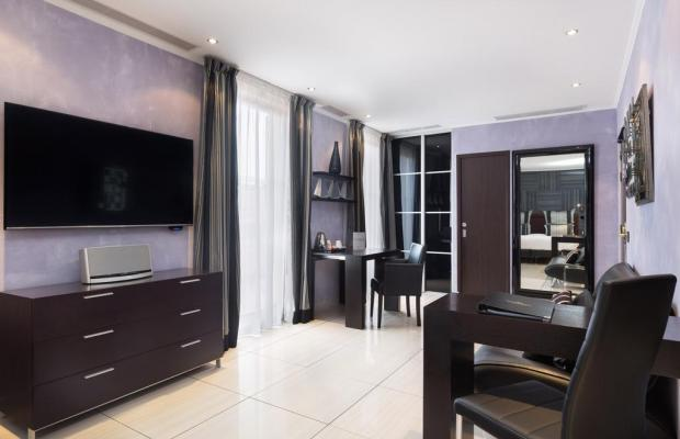 фотографии отеля Best Western Plus Hôtel Masséna Nice изображение №7
