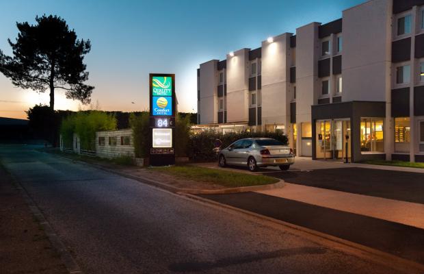 фото отеля Quality & Comfort Hotel Bordeaux Sud (ex. Balladins Superio) изображение №25