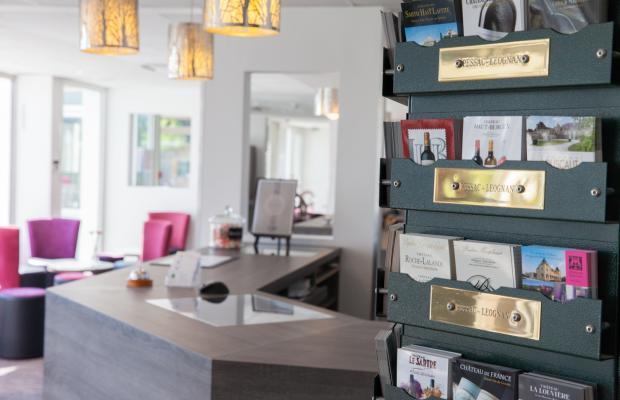 фото Quality & Comfort Hotel Bordeaux Sud (ex. Balladins Superio) изображение №14