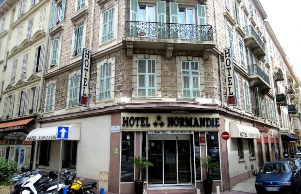 фото отеля Hotel Ozz by HappyCulture (ex. Normandie)  изображение №1