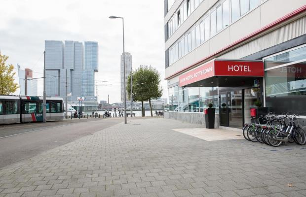 фото отеля Thon Hotel Rotterdam (ex. Tulip Inn Rotterdam) изображение №17