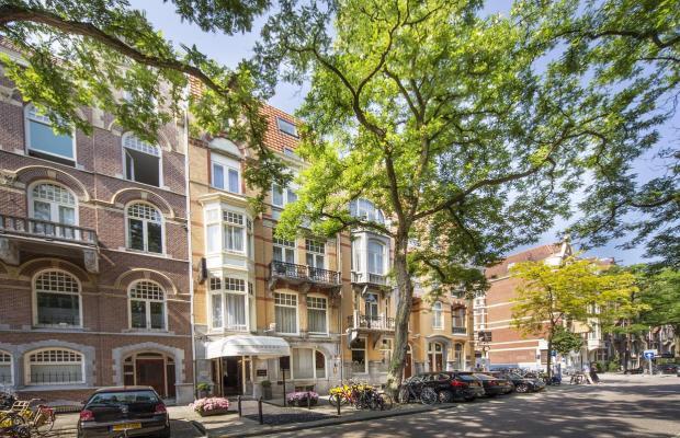 фотографии Bilderberg Hotel Jan Luyken изображение №12
