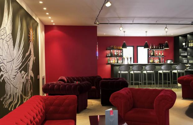 фотографии отеля Mercure Bordeaux Lac изображение №35