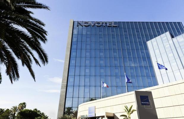 фото отеля Novotel Nice Arenas-Aeroport изображение №1