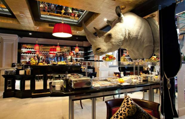 фотографии Maison Albar Hotel Paris Champs-Elysees (ex. Maison Albar Champs-Elysees Mac Mahon) изображение №12