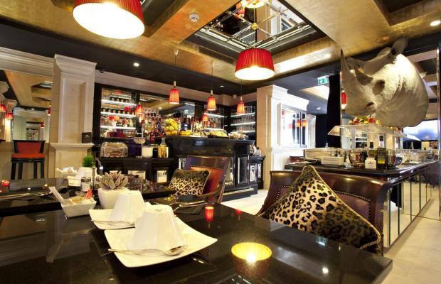 фотографии отеля Maison Albar Hotel Paris Champs-Elysees (ex. Maison Albar Champs-Elysees Mac Mahon) изображение №3