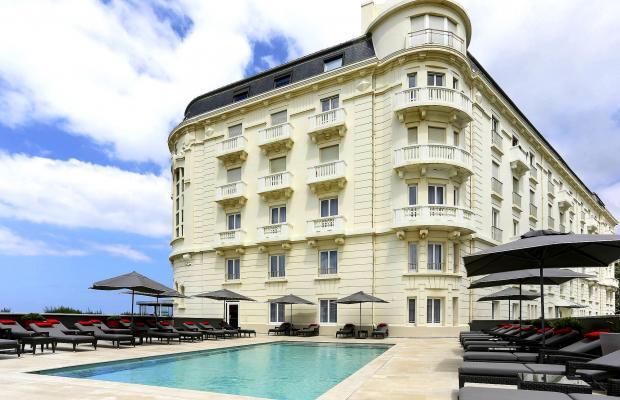 фото Le Regina Biarritz Hotel & Spa MGallery by Sofitel (ex. Mercure Thalassa Regina & du Golf) изображение №2