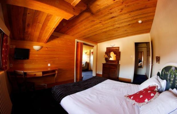 фотографии отеля Chalet Hotel Le Collet изображение №23