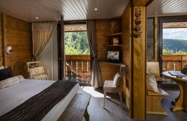 фото отеля Chalet Hotel Le Collet изображение №21