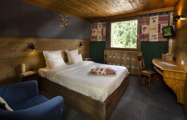 фотографии Chalet Hotel Le Collet изображение №16
