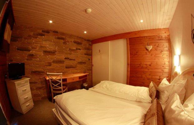 фотографии отеля Chalet Hotel Le Collet изображение №3