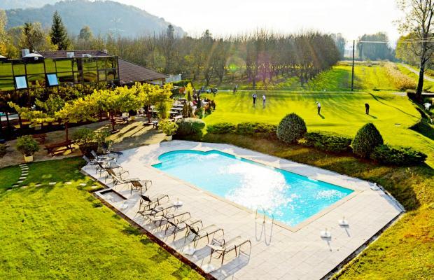 фото отеля Golf Hotel Grenoble Charmeil изображение №1