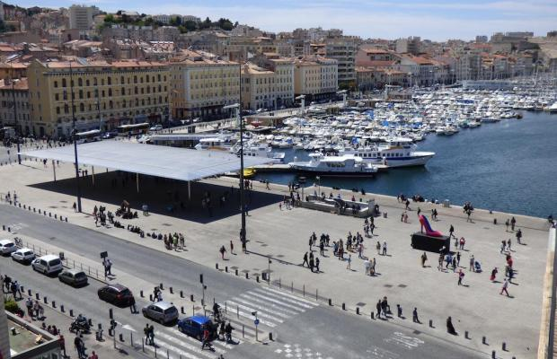 фото Escale Oceania Marseille Vieux Port (ex. Escale Oceania Marseille) изображение №2