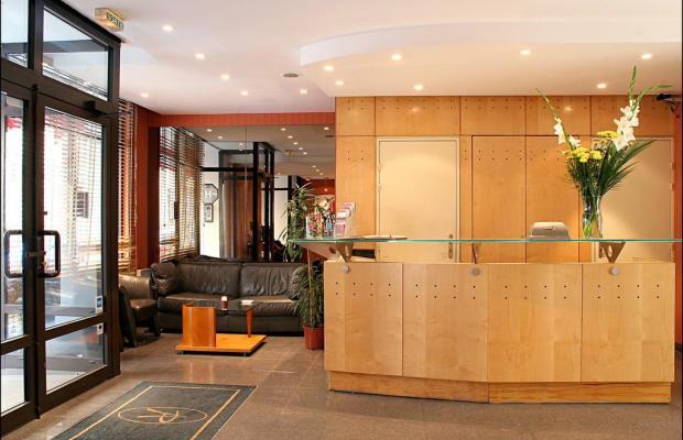 фотографии отеля Pavillon Villiers Etoile изображение №3