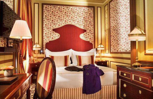 фото отеля Grand Hotel de Bordeaux & Spa (ex. The Regent Grand Hotel Bordeaux) изображение №45