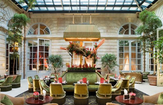 фотографии отеля Grand Hotel de Bordeaux & Spa (ex. The Regent Grand Hotel Bordeaux) изображение №19