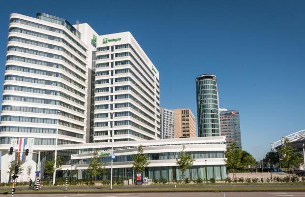 фото отеля Holiday Inn Express Amsterdam - Arena Towers изображение №1