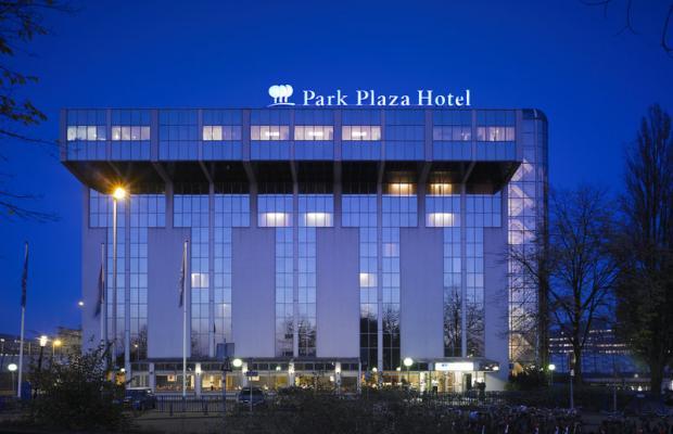фотографии отеля Park Plaza Utrecht изображение №7