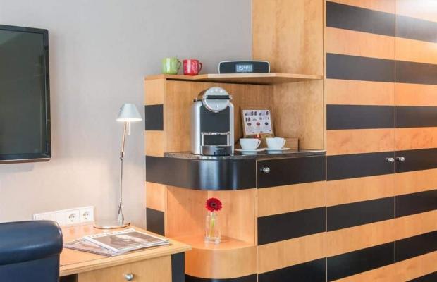 фотографии отеля Swissotel Amsterdam изображение №7