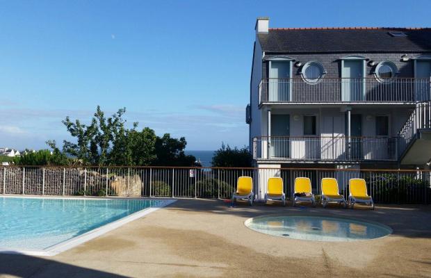 фотографии отеля Pierre & Vacances Residence Le Phare de Trescadec изображение №3