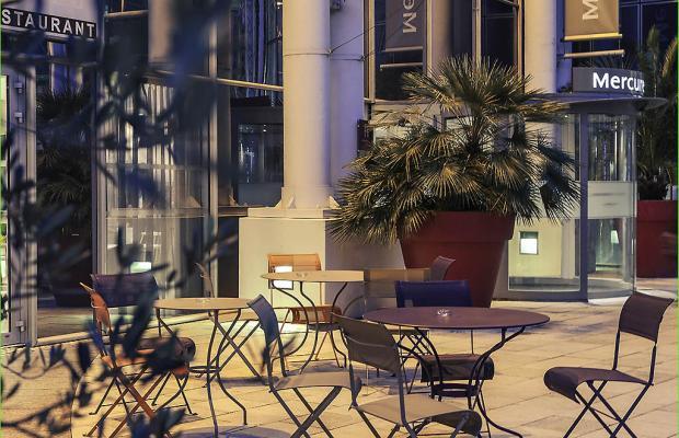 фото отеля Mercure Bordeaux Citе Mondiale Centre Ville изображение №25