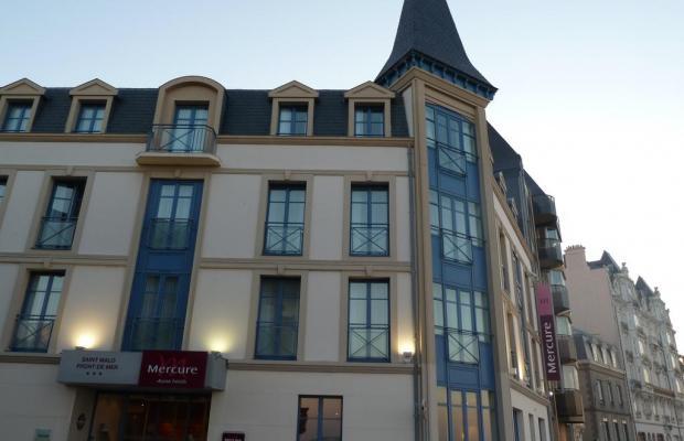 фотографии отеля Mercure St Malo Front de Mer изображение №19