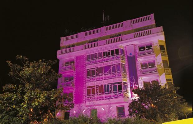 фото отеля Hotel 3.14 изображение №5