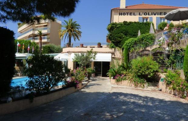 фото отеля Hotel l'Olivier  изображение №17
