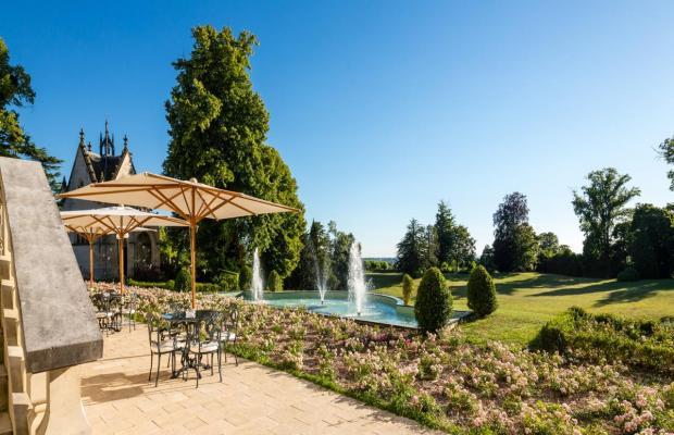 фотографии отеля Chateau de Mirambeau изображение №35