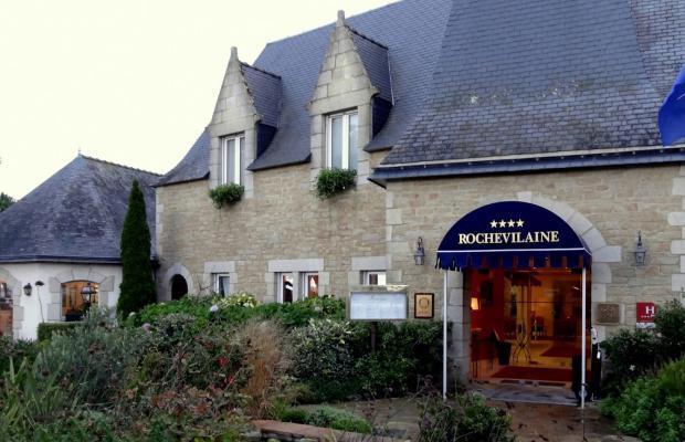 фотографии отеля Domaine de Rochevilaine изображение №15