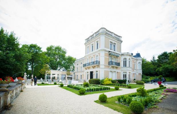 фото отеля Chateau du Clos de la Ribaudiere изображение №69