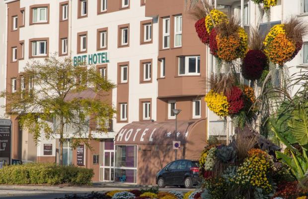 фото отеля Brit Hotel Tours Sud - Le Cheops изображение №1