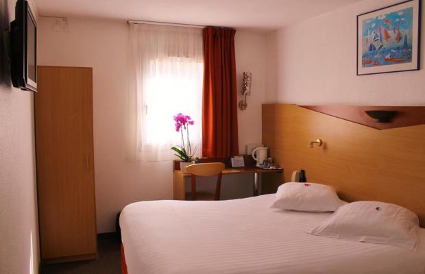 фотографии отеля Kyriad Nice Port изображение №7
