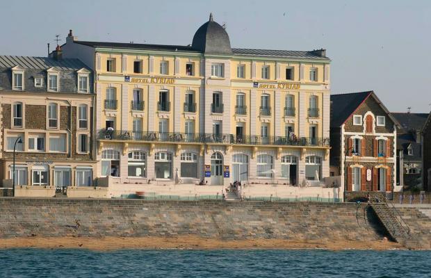 фото отеля Hotel Kyriad Plage Saint-Malo  изображение №1